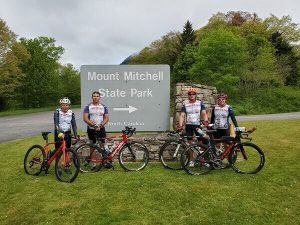 Blue Ridge Parkway Cycling Tour