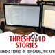 Threshold Stories of Jeff Gaura, The Author
