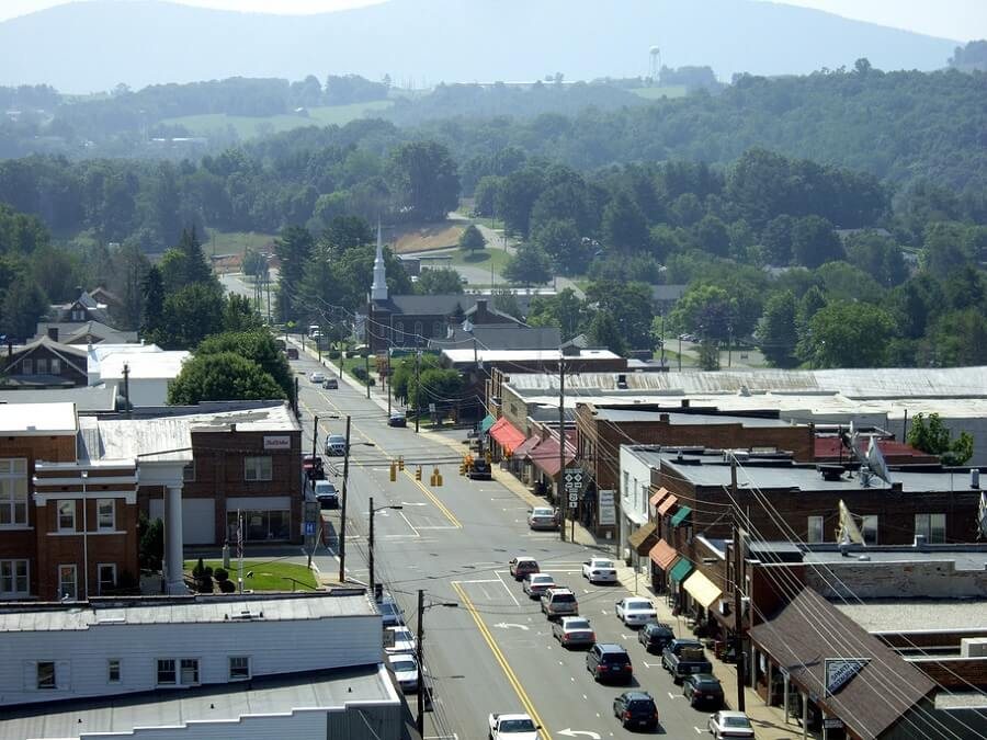 Sparta, NC