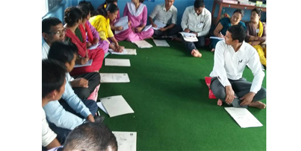 Nepal Project Teacher Training at Madan Bhandary School