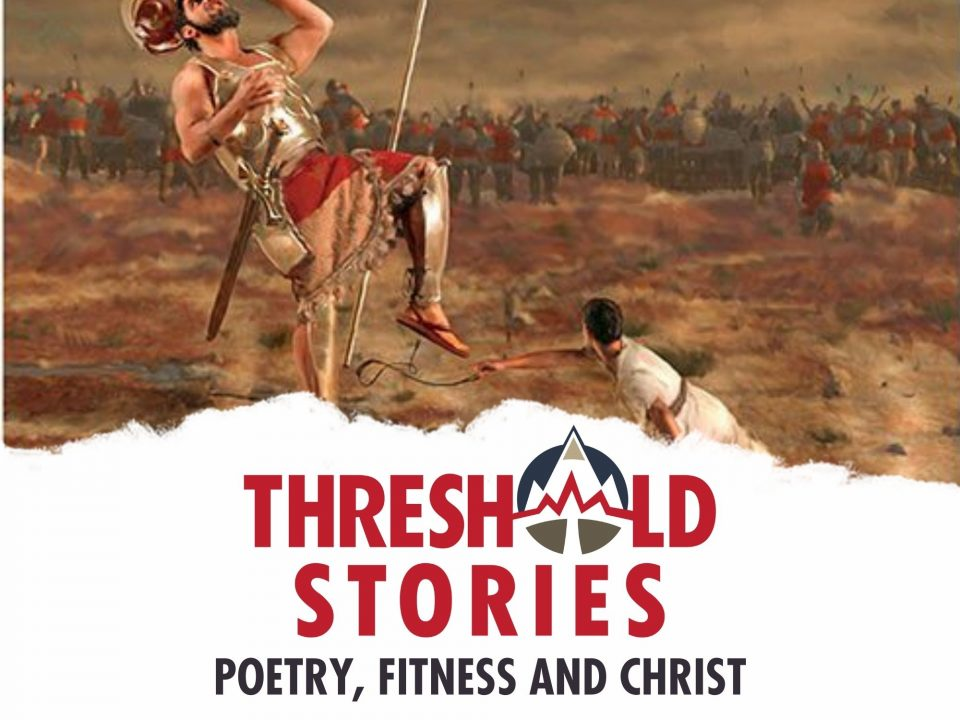 Threshold 106 - Poetry, Fitness and Christ