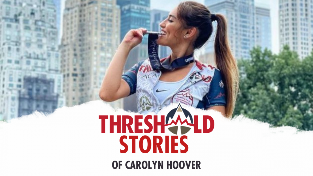 Threshold Stories of Carolyn Hoover