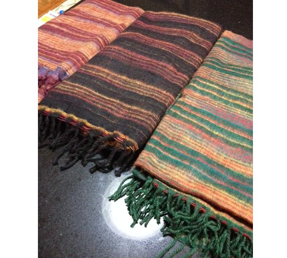 YAK blankets