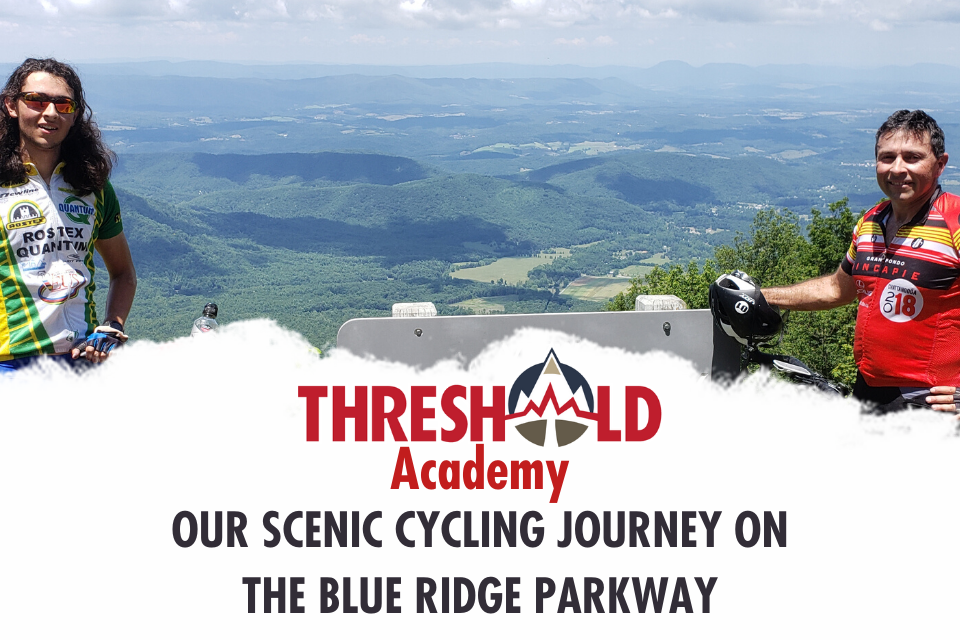 Our Scenic Cycling Journey on the Blue Ridge Parkway