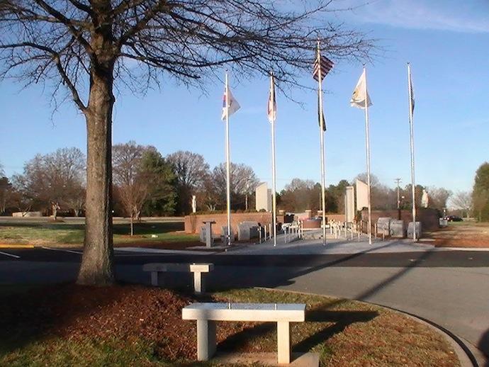 mint-hill-veterans-memorial