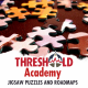 Jigsaw Puzzles and Roadmaps